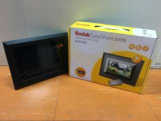 Kodak Digital picture frame 電子相架 SV710