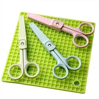 Baby Food Ceramic Scissors