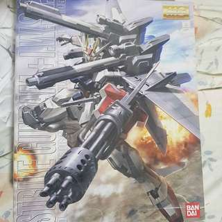 1/100 MG Strike Gundam IWSP