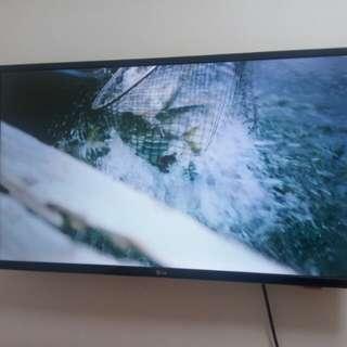 LG 42吋FHD全高清電內置高清接收