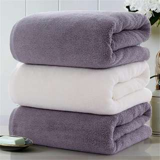 Luxury White Bath Towels, Egyptian Cotton, Ultra Soft & Absorbent, Don't Settle For Typical Hotel or Spa Towel's, Demand(Extra Large Size 27 by 54 Inches)