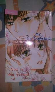 my ex - boyfriend , now is my friend