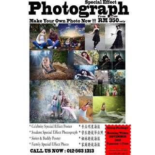 Photograph and Editing Service