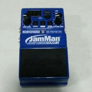 DigiTech JamMan Solo XT with DigiTech FS3X Footswitch, power supply & stereo cable. Selling as a set,not individually.