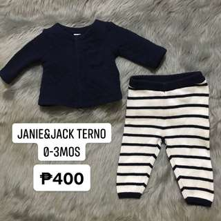 Janie and Jack Terno