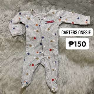 Carters Onesie NB