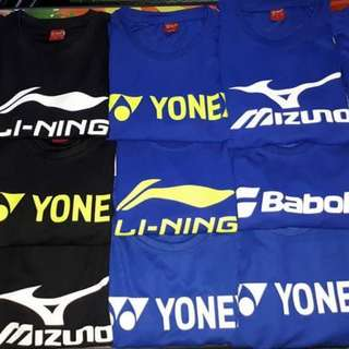 Badminton Drifit Shirt (Customized)