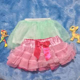 bundle of tutus