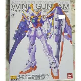 1/100 Wing Gundam Ver Ka
