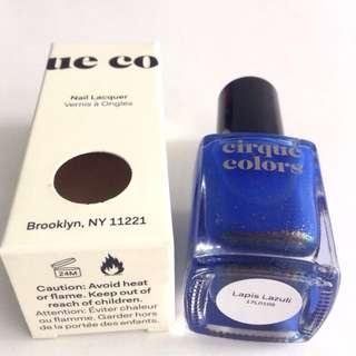 Cirque Colors Lapis Lazuli