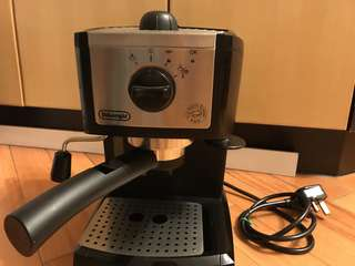 DeLonghi coffee maker