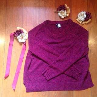 H&M Pullover (Preloved)