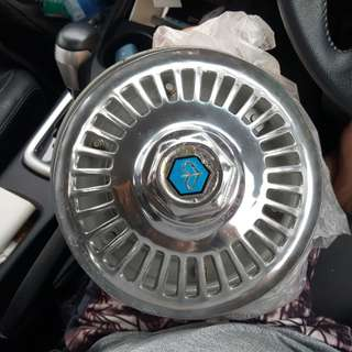 "Rim cover vespa 8""  Alloy"