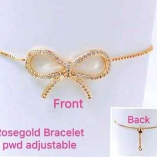 Bangkok Rosegold Bracelet