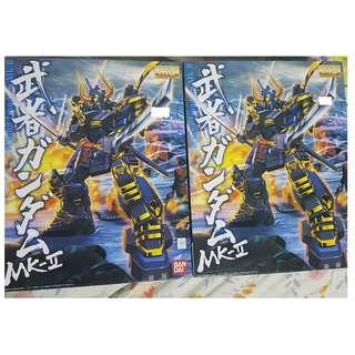 1/100 MG Musha Gundam Mk-2