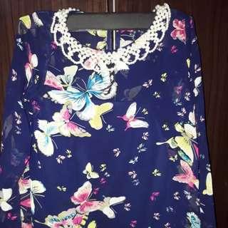 Kids blouse 5-6y