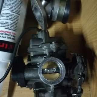 Yamaha LC135 V2 Carb