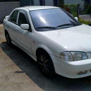 2003年福特1.6