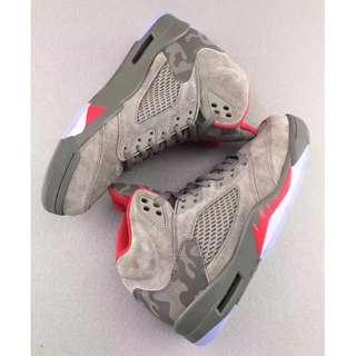 Nike Air Jordan 5 Reflective Camo 136027-051 SRP 9,495Php