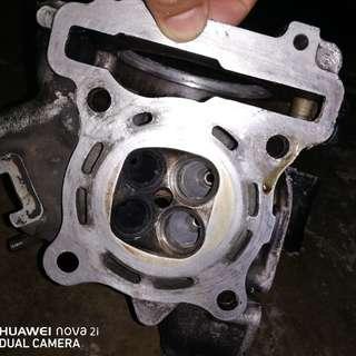 Yamaha LC135 V2 Head