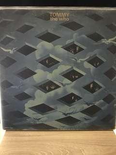 Vinyl Piringan Hitam The Who - Tommy