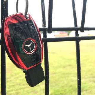 Mercedes Benz Silicon Key Cover