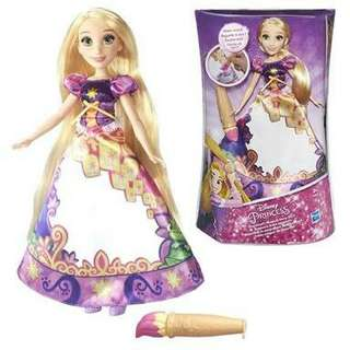 Disney Princess Magical Story Skirt Dolls