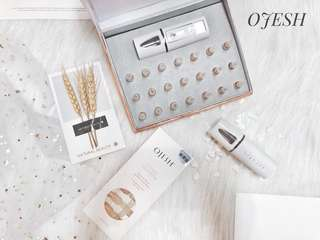 Ojesh hyaluronic serum from Germany