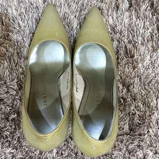 JANYLIN Nude Stiletto Heels (Christian Louboutin Inspired)