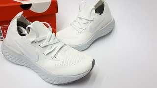 Nike React Flyknit (White)
