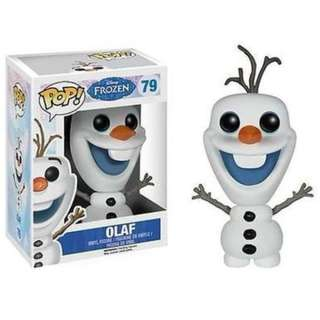 Funko POP! DISNEY FROZEN - OLAF - #79 Vinyl Figure