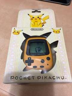 Pocket Pikachu - 比卡超育成遊戲
