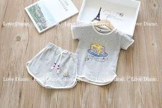 Kids Sportswear/ Casual wear - set of 2