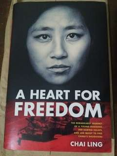 Chai Ling - A Heart for Freedom