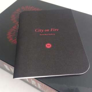 Garth Risk Hallberg - City On Fire