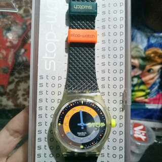 SWATCH stop watch