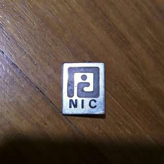 National institute of commerce Badge