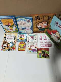 Young children knowledge informative books