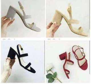 Korida heels