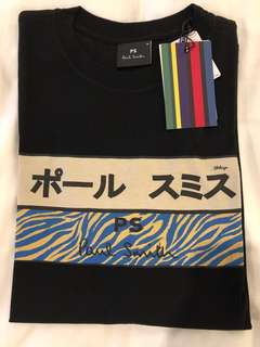Paul Smith Tee T Shirt (not Polo Brooks Armani)