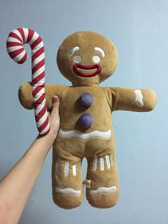 Gingy (Gingerbreadman) from Shrek
