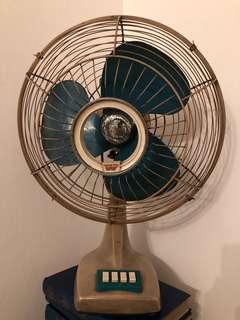 Vintage fan Sanyo