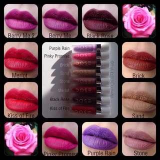 💄✨ Dose of colors colours liquid lipsticks