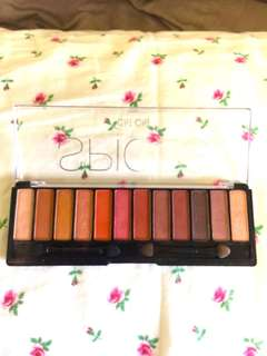 Dupe for Urban Decay naked heat palette
