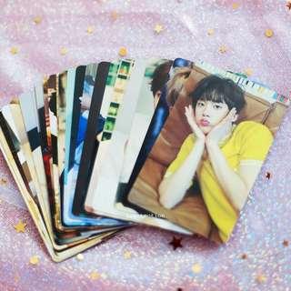 ASTRO 아스트로 1st Official Fanclub Aroha Goods - Photocards