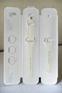 Apple Strap White (New) For Apple Watch NEW