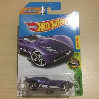 Hot Wheels 316/365 Velocita 8/10 HW Exotics #List4Avengers