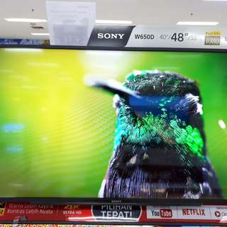 Led TV Sony 48 Inch Smart Tv (Kredit Free 1x Angsuran)