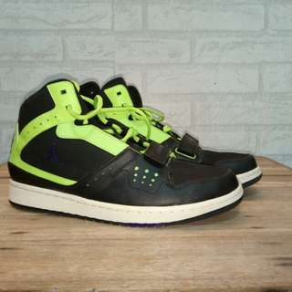 Nike Air Jordan 1 Flight Strap Green/Black