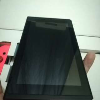 For sale Nintendo Switch Neon with warranty